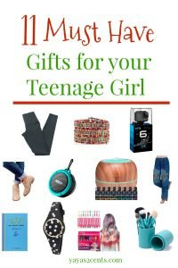 Great Gifts for Your Teenage Girl|parentinghighschoolers.com