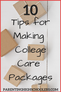 College Care Packages|www.parentinghighschoolers.com