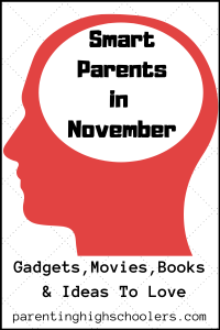 What I am Learning and Loving in November!|www.parentinghighschoolers.com