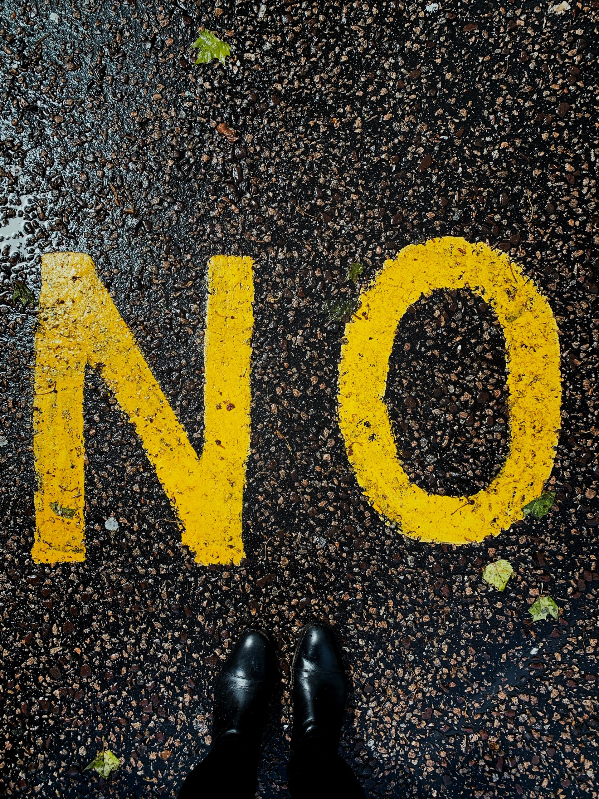 "How To Say ""No"" To your Teenager"