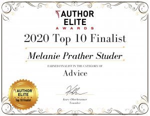 Award for Top 10 Finalist for Advice Book|www.parentinghighschoolers.com