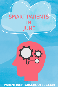 Ideas for parents in June