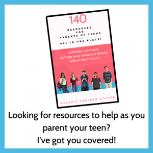 140+ Resources for Parents of Teens