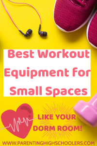 best workout equipment for small spaces