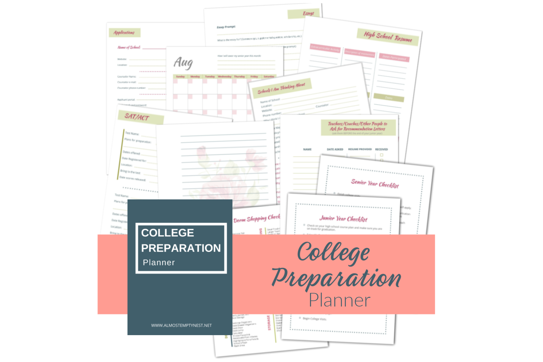 Planning for College planner