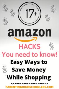 Why should I shop on Amazon?